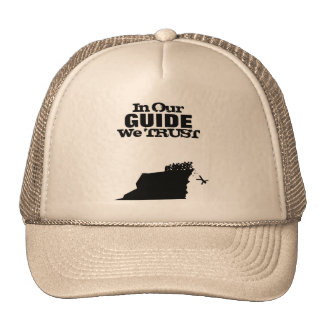 In Our Guide We Trust Trucker Hat