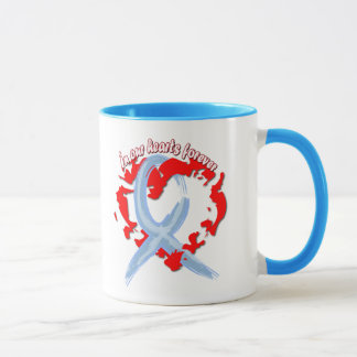 In Our Hearts Forever Mug