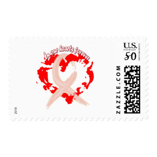 In Our Hearts Forever Postage