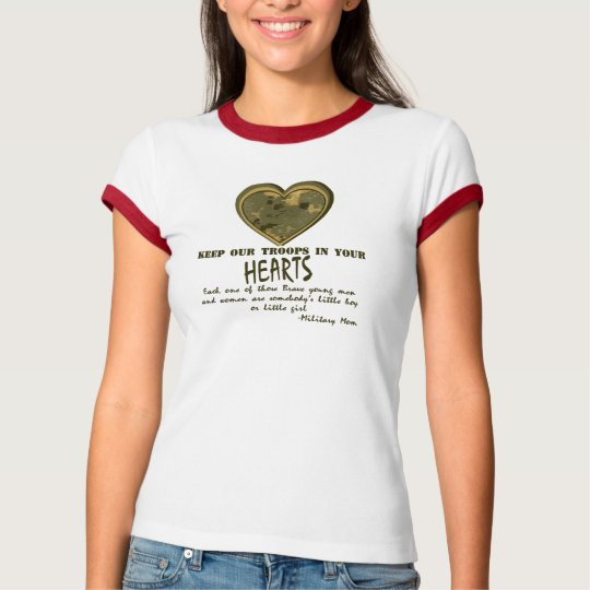 In Our Hearts T-Shirt
