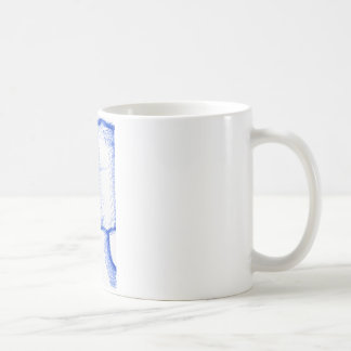 In Out of Focus A Flower of The Morning Coffee Mug