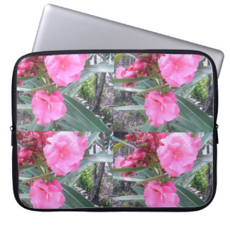 In Pink Computer Sleeve