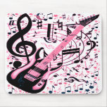In Pink,Rock & Roll_ Mouse Pads