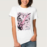 In Pink,Rock & Roll_ Tshirts
