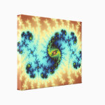 In Playcast - Fractal Art Canvas Print