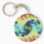 In Playcast - Fractal Art Keychain