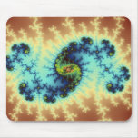 In Playcast - Fractal Art Mouse Pad