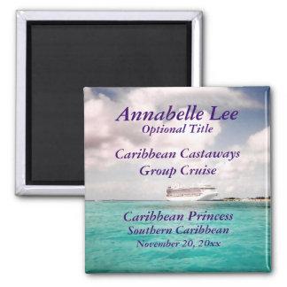 In Port Custom Group Cruise Magnet