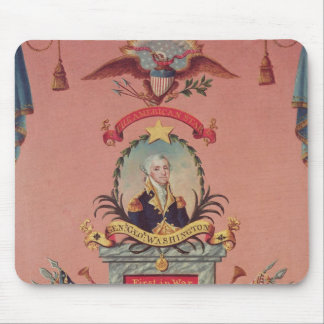 In Praise of George Washington Mouse Pad