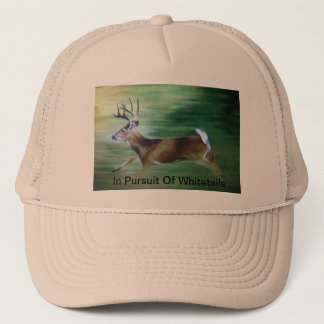 In Pursuit Of Whitetails Hat