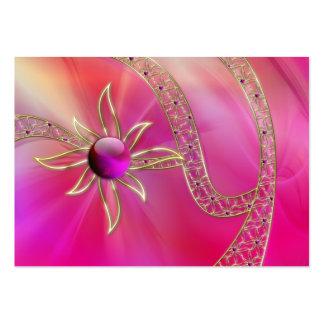 In Radiant Splendor Bookmarks Business Card Template