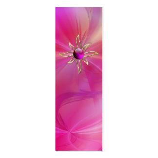 In Radiant Splendor Bookmarks Mini Business Card