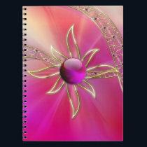 In Radiant Splendor Notebook