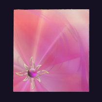 In Radiant Splendor Notepad