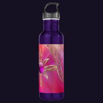 In Radiant Splendor Water Bottle