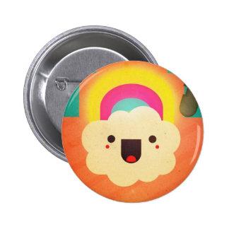 In rainbows pin