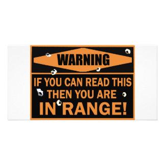 In Range Photo Cards