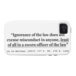 In re McCowan (1917) 177 C 93 170 P 1100 Case Law iPhone 4 Cases