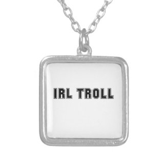In Real Life IRL Troll Internet Meme Jewelry