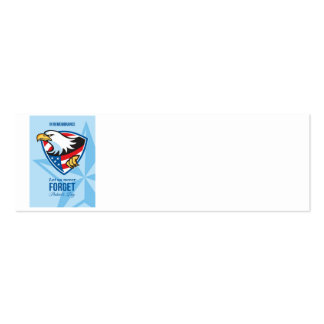 In Remembrance Let Us Never Forget Patriots Day Po Business Card Template
