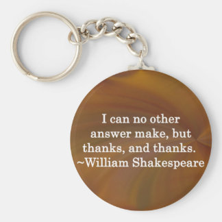 In Response to Your Kindness… Keychain