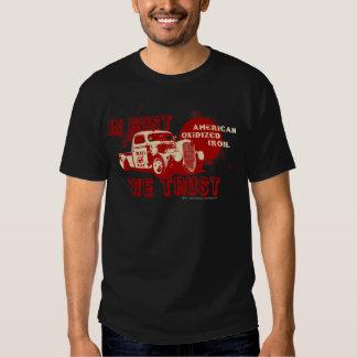 In Rust We Trust T Shirt