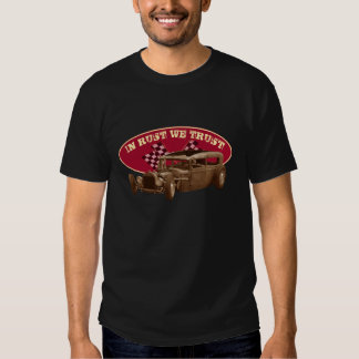 In rust we trust with Rat Rod T-shirt