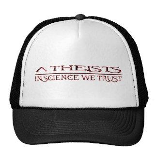 In Science We Trust Mesh Hats