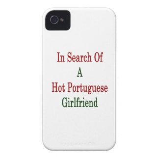 In Search Of A Hot Portuguese Girlfriend Case-Mate iPhone 4 Case