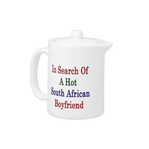 In Search Of A Hot South African Boyfriend