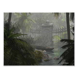 In Search of Paradise Print