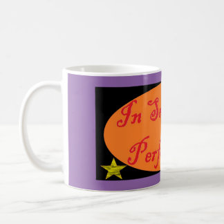 In Search of Perfection Mug