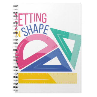 In Shape Notebook