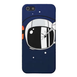 In space iPhone SE/5/5s case