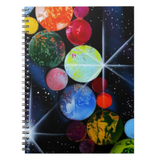 In Space Notebook