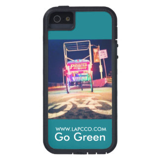 In support of PediCab get your Pedicab Phone case