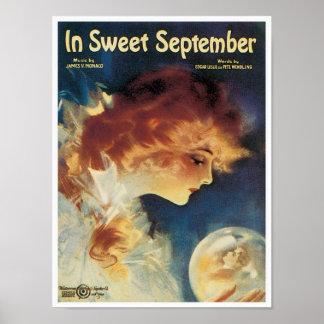 In Sweet September Poster