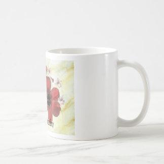 in sympathy coffee mug