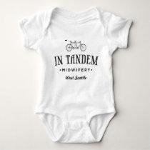 In Tandem Midwifery Baby Onsie Baby Bodysuit