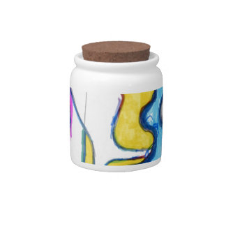 In Terms Defined Candy Jars