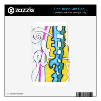 In Terms Defined Decal For iPod Touch 4G