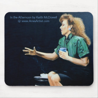 In The Afternoon: www.AriesArtist.com Mouse Pad