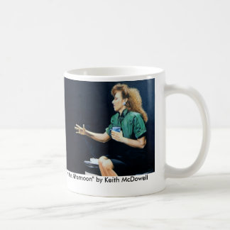 In The Afternoon: www.AriesArtist.com Classic White Coffee Mug