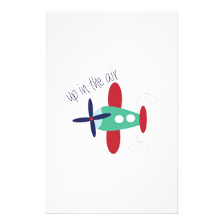 In The Air Stationery