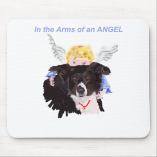 In The Arms of An Angel Mouse Pad