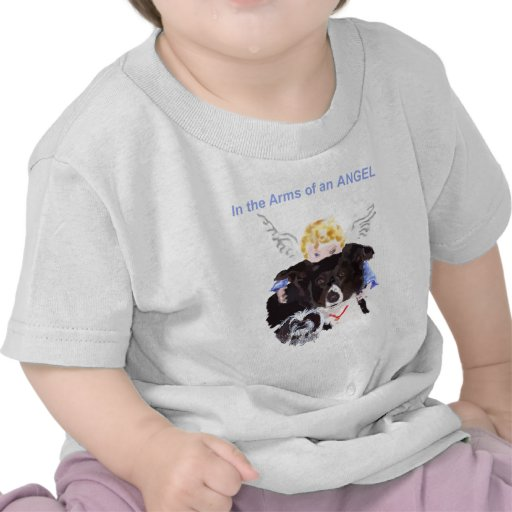 In The Arms of An Angel T-shirts