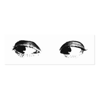 In the back of my mind bookmark Double-Sided mini business cards (Pack of 20)