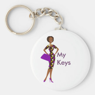 In the Bag Key Chain