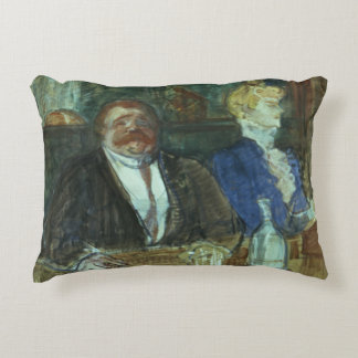 In the Bar: The Fat Proprietor Accent Pillow