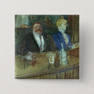 In the Bar: The Fat Proprietor Button